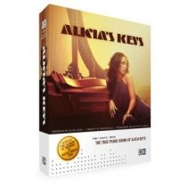 NI ALICIA'S KEYS Kontakt Library