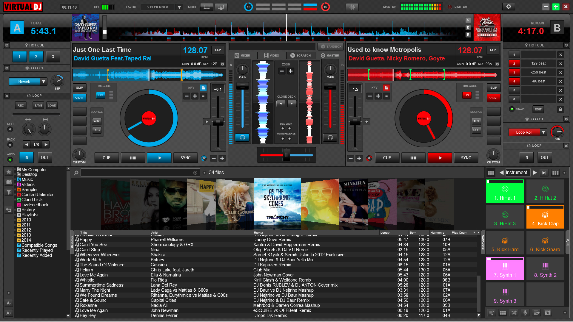 Atomix Virtual DJ Pro Infinity 8.2.3205.1158 Multilingual For ...