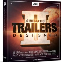Boom Library Cinematic Trailers Designed 2 WAV