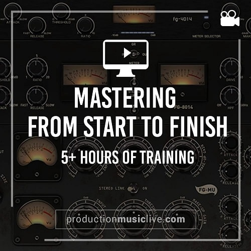 Production Music Live Mastering From Start To Finish TUTORIAL