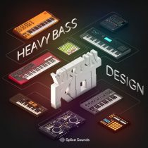Splice Sounds Virtual Riot Heavy Bass Design WAV