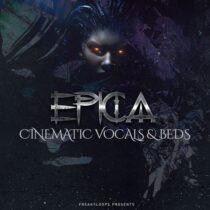 FL 133 Epica: Cinematic Vocals & Beds Sample Pack