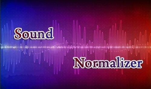 download music normalizer