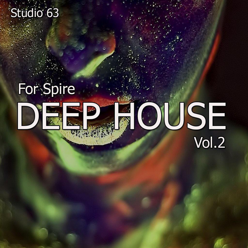 spire deep house presets free