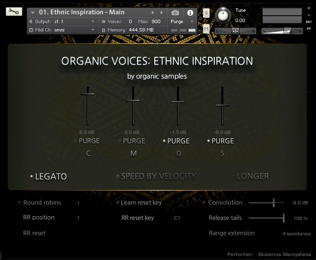 native instruments kontakt 4 library download
