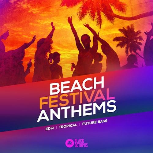 Black Octopus Sound Beach Festival Anthems WAV MiDi XFER SERUM Ni MASSiVE