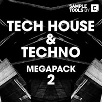 Cr2 Records Tech & Techno Megapack Vol.2 WAV MIDI PRESETS