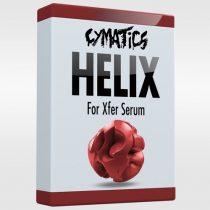 Cymatics Helix For Xfer Serum
