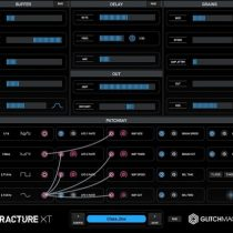 Glitchmachines Fracture XT v1.1 WIN & MacOSX