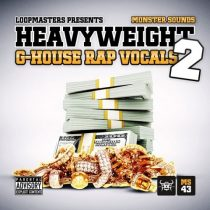MS Heavyweight G-House Rap Vocals Vol 2 MULTIFORMAT