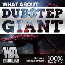 Dubstep Giant WAV MIDI FXP ALP