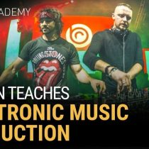 Slate Academy Sevenn Electronic Music Production TUTORIAL