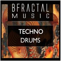 BFractal Music Techno Drums WAV