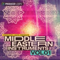 Producer Loops Middle Eastern Instruments WAV