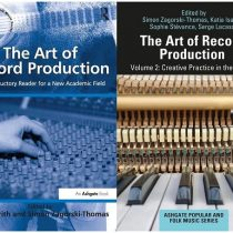 The Art of Record Production 1st Edition & 2nd Edition