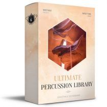Ghosthack Ultimate Percussion Library WAV