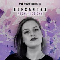 PM Alexandra Vocal Sessions WAV