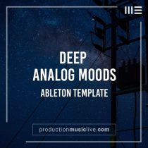 Production Music Live Analog Moods Ableton Template