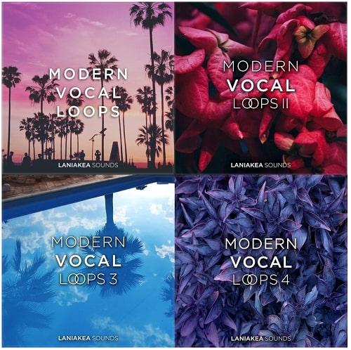 Laniakea Sounds Modern Vocal Loops Bundle WAV