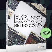 XLN Audio RC-20 Retro Color v1.0.5 WIN & MACOSX
