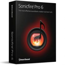 SmartSound SonicFire Pro v6.4.3 CE-V.R