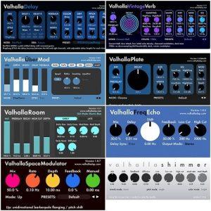 Valhalla DSP Plugins Bundle 2019 [WINDOWS] free download