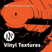 PSE: The Producer's Library Vinyl Textures WAV