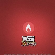 WIZE's 'The Elements FIRE EDITION Sound Kit WAV