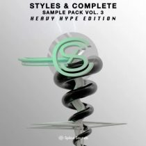 Splice Sounds Styles & Complete Sample Pack Vol. 3: The Heavy Hype Edition WAV