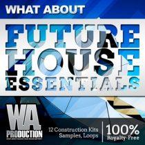 Future House Essentials WAV MIDI FLP PRESETS TUTORIAL