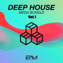 Essential Audio Media - Deep House Mega Bundle Vol 1 WAV MIDi Presets