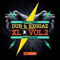 DUBMATIX Presents Dub and Reggae XL Vol.2 MULTIFORMAT