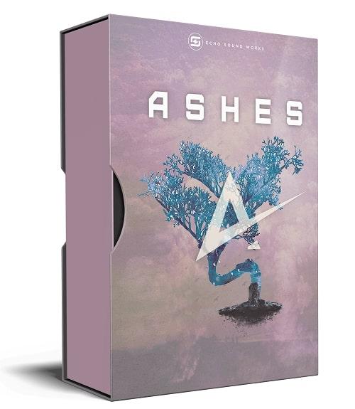 Echo Sound Works Ashes Vol 1 WAV MiDi Ni MASSiVE XFER SERUM TUTORiAL ABLETON LiVE TEMPLATE