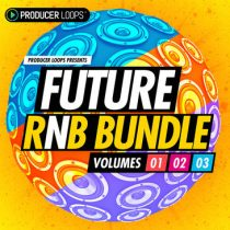 Producer Loops Future RnB Bundle Vol.1-3
