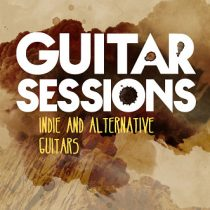 BFA Guitar Sessions: Indie And Alternative Guitars WAV