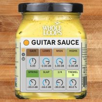 Whole Loops GUITAR SAUCE [Ableton Presets]