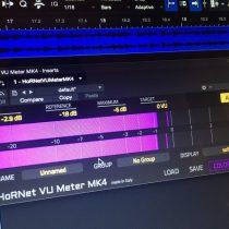 HoRNet VU Meter MK4 v4.0 WIN & MACOSX