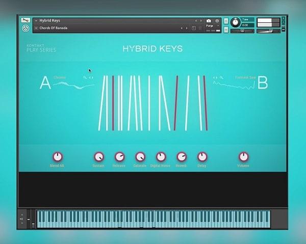 Native Instruments Hybrid Keys v1.1.1 KONTAKT