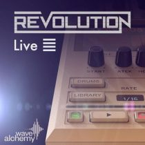 Wave Alchemy Revolution For Live