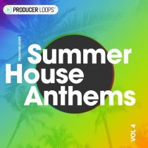 Producerloops Summer House Anthems Vol 4 WAV MIDI