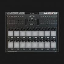 Electronik Sound Lab Analog Techno Drums v1.2.0 VST VST3 AU MAC/WiN