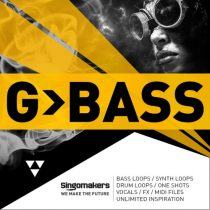 G-Bass Sample Pack Multiformat