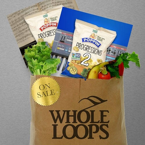 Whole Loops POPPIN PROGRESSIONS BUNDLE