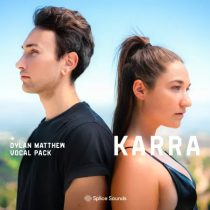 Splice KARRA Presents: Dylan Matthew Vocal Pack WAV