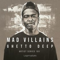 Mad Villains Ghetto Deep MULTIFORMAT