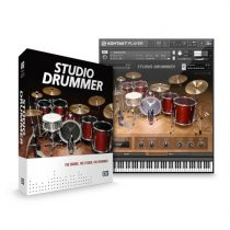 NI Studio Drummer Kontakt Library