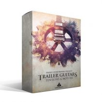 Trailer Guitars 1 - Tensions & Motors v1.2 KONTAKT