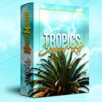 "RnBass Sound Kit ""Tropics"" by Nazz Muzik. Inspired by Nic Nac, DJ Mustard, Kid Ink, Chris Brown"