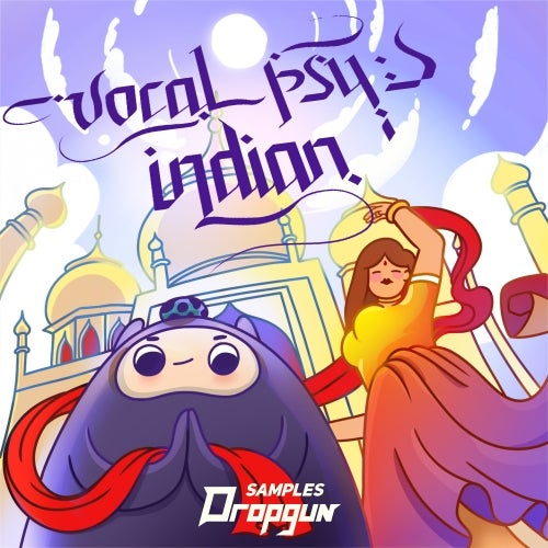 Dropgun Samples Vocal Psy Indian WAV