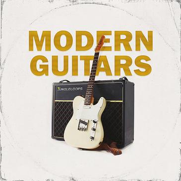 Jungle Loops Modern Guitars WAV